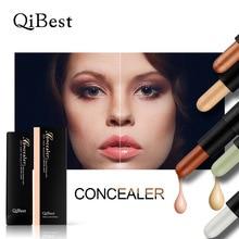 Qibest Brand Facial Care Eye 3D Concealer Stick Pen Contouring Makeup Lip Beauty Mineral Contour Concealer Pen Acne Face Cream