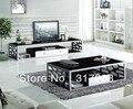 Salón muebles conjunto, MDF mesa, diseño simple, fashional, función de TV mesa, mesa TV TV023