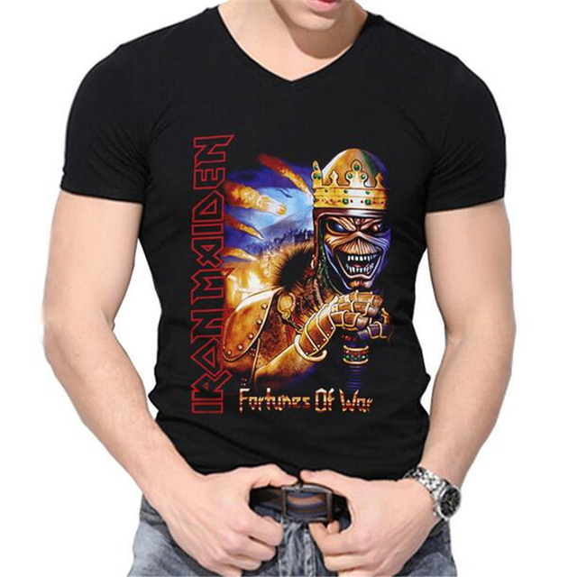 Iron Maiden Tour Shirt