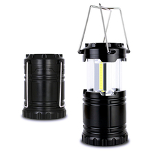 Water resistant  Outdoor  Super Bright NEW  3*COB Led Camping Lantern Fishing light D25 цены онлайн