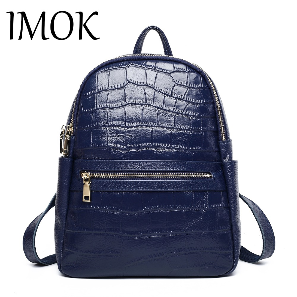 Genuine leather bags for women College Style Leather Backpack Women Backpacks School Bags for Teenagers ladies travel bag BACL genuine leather 2017 new women backpack bag black cowhide real leather bag college student bags for ladies free shipping l6072