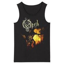 Bloodhoof Opeth ölüm Metal ağır Metal Thrash Metal erkek tankı üstleri asya boyutu