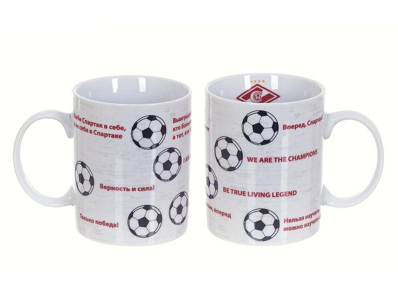 Tasse Polystar Collection, FC Spartak moscou, 330 ml