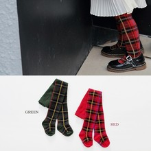 EMS/DHL free Shipping(2colors) Autumn Winter 2016 British Style children Backing PantyhoseTights Pants