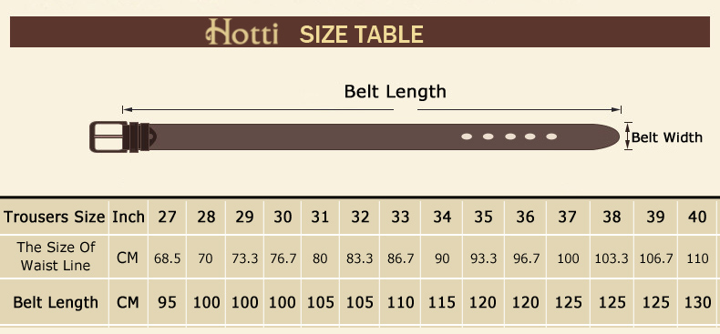 2018 Brand Men Fashion Business Belts Genuine Leather Strap Male Belt Jeans Automatic Buckle Belt Black Normal 2