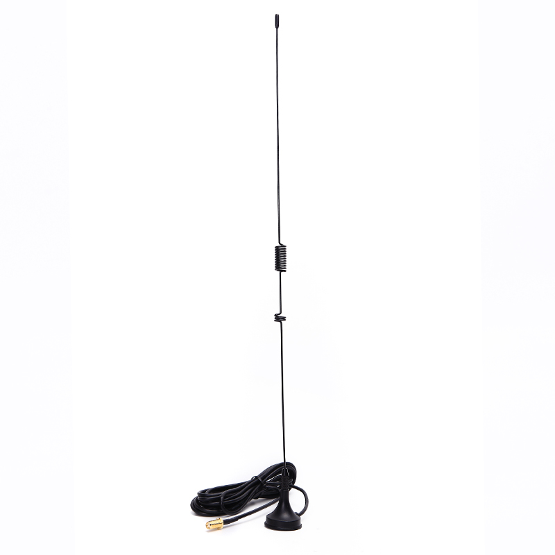 Image 5 - Mini antenna with sucker for baofeng uv 5R 888s UV82 mobile car radio UHF Antenna Baofeng two way radio Accessories-in Walkie Talkie from Cellphones & Telecommunications