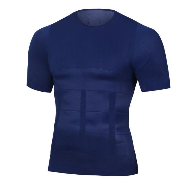 Men's Fat Burning Compression Breathable Shirt