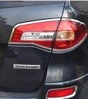 ABS Chrome Rear head...