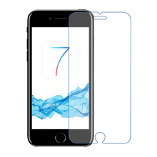 10PCS 2.5 9h Premium Tempered Glass For Apple iPhone 6 6S Plus 6Plus 7 Plus i7 Screen Protector Glass Waterproof Film Case Tools