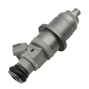 Image 3 - 4 יח\חבילה דלק מזרק זרבובית E7T05074 (M 1.81) DIM1070G E7T05074 עבור מיצובישי פאג רו III 3.5GDI