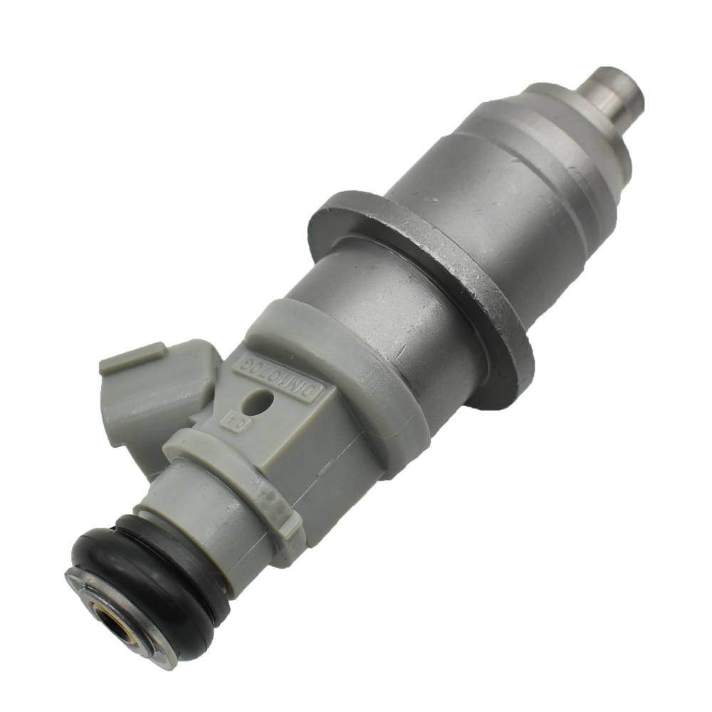 Image 3 - 4PCS/LOT FUEL INJECTOR NOZZLE E7T05074 (M 1.81) DIM1070G E7T05074  for Mitsubishi Pajero III 3.5GDIFuel Injector