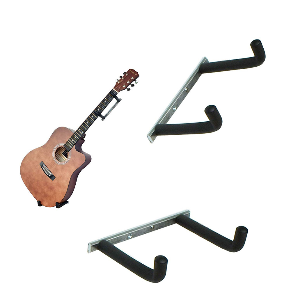 Guitar Wall Mount Holder Tilt Display For Electric And