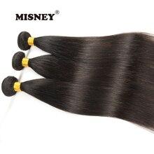 Малайзия не прямые волосы Реми 3 пучка человеческих волос переплетения естественного цвета 100 г/шт