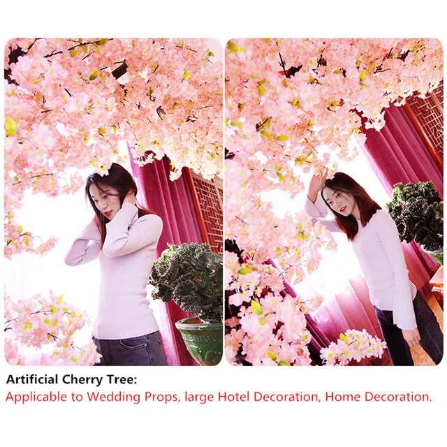 placeholder 105 Cm Baru Jepang Sakura Bunga Buatan Palsu Bunga Sakura Pohon  Harapan untuk Rumah Hotel Dekorasi 5329bfd6e6