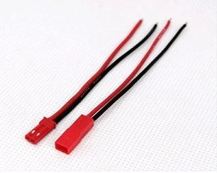 5pairs 150mm JST male female connector plug cable DIY