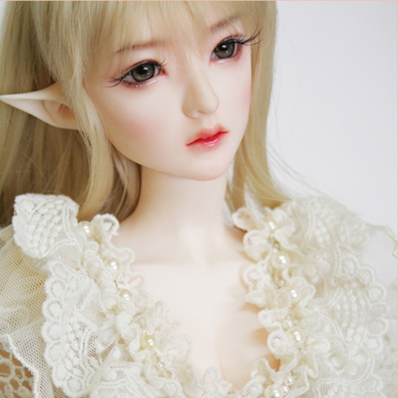 New Arrival Fashion Style 1/3 BJD Doll BJD/SD Beautiful Supiadoll Haeun Doll Toy For Baby Girl Child Birthday Gift Present кукла bjd supia supiadoll roda bjd sd soom volks luts doll toy fl dc