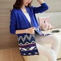 3233-2016 novo suéter de inverno 41 mulheres Coreanas