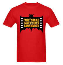 100% Cotton Straight Sleeve Short Printed O-Neck Cool Fantomas Bat Faith No More Mr Bungle Tomahawk Red Tee For Men