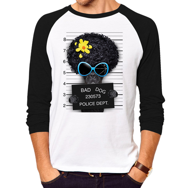 buy new fashion bad dogs pattern t shirt men women cute t shirt print 3d shirts. Black Bedroom Furniture Sets. Home Design Ideas