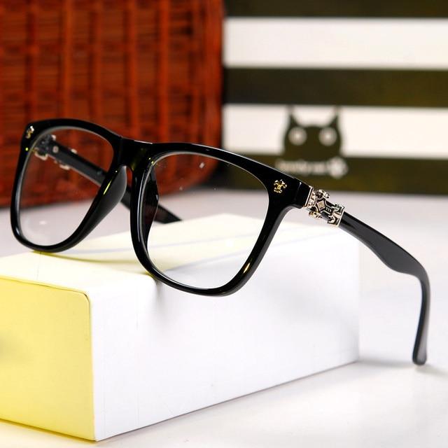 Aliexpress.com : Buy Retro New Designer Eyewear Frame Glasses Clear ...