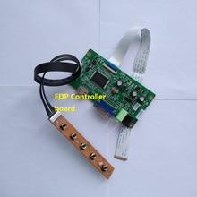for N156HGA-EAB DRIVER 1920×1080 LCD EDP monitor Controller board DIY KIT VGA SCREEN display 30Pin 15.6″