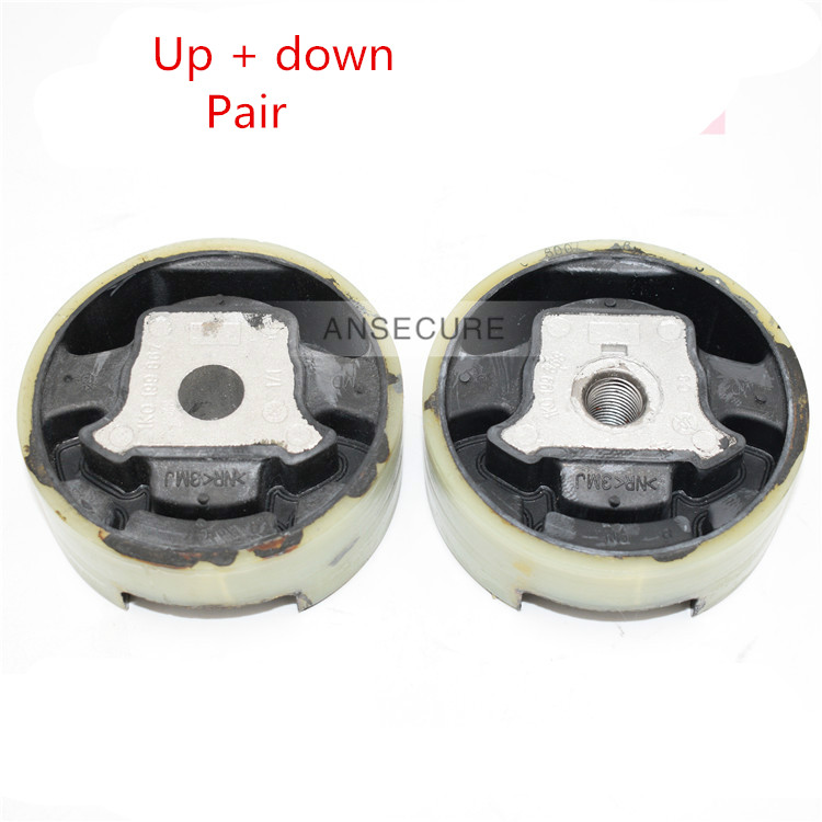 Front Lower Upper Engine Mount Subframe bushs for VW Audi SKoda seat Golf 6 Jetta MK5 Passat B6 CC Eos Tiguan Caddy A3
