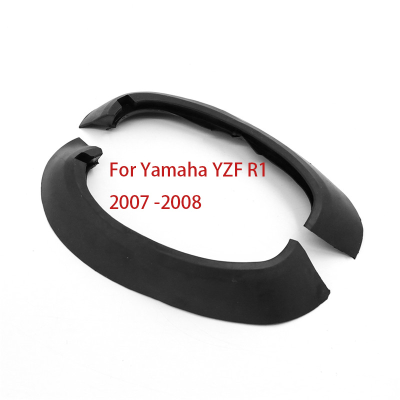 07-08 For Yamaha YZF <font><b>R1</b></font> YZFR1 Motorcycle Ram Air Intake Tube Duct Rubber Damper Replacement For Yamaha YZF-<font><b>R1</b></font> <font><b>2007</b></font> 2008 image