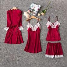 Plus Size S-XXXL Bathrobe With Belt Japanese Geisha Yukata Kimono Women Satin Robe Sexy Sleepwear Flower Nightgown