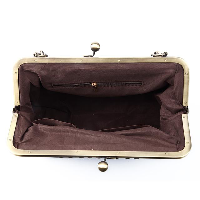 REALER brand new retro women messenger bags small shoulder bag high quality PU leather tote bag small clutch handbags