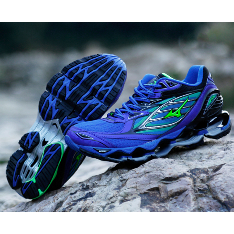 цена на Mizuno Wave Prophecy 6 Professional Men Shoes Sport Sneakers Original Fencing Shoes Weightlifting Shoes Size 40-45 Freeshipping