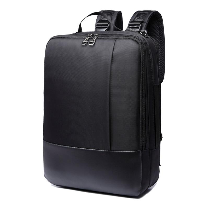 Laptop Backpack 15.6 Inch Mens Trendy Backpacks for Lap Top Bagpack Waterproof Travel Bagpack Knapsack for Bussiness School Bags