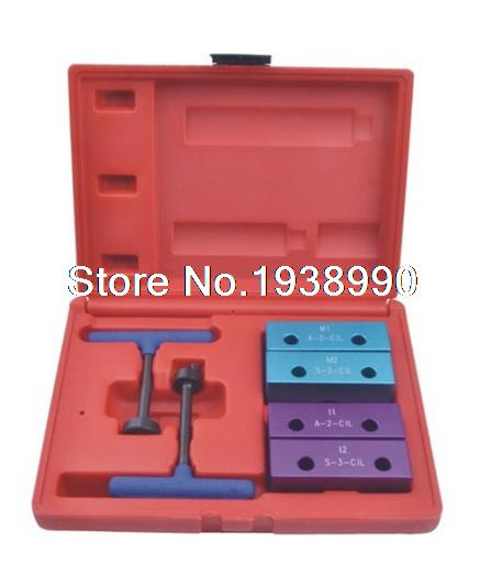 Engine Camshaft Timing Tool For Alfa Romeo 145,146,147,155,156 1.4 1.6 1.8 2.0 TS utool engine timing tool set for land rover 3 0 3 5 4 0 4 2 v8 jaguar 97 08 engine