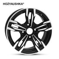 1 pieces price Aluminum alloy wheel Applicable 14 inch Modified car wheel Suitable for some car modifications Free shipping
