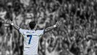 Cristiano Ronaldo Football Soccer Star Fabric Poster 43 X 24 Decor 38