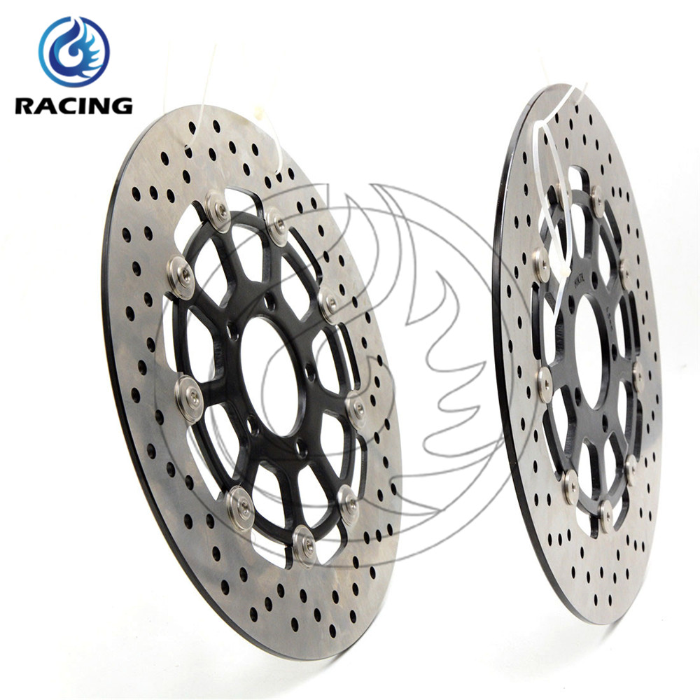 Motorcycle Front Brake Disc Rotors For T-MAX 2008-2011