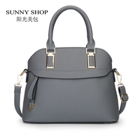 JZ CHIEF 2016 Fashion Shell Women Bag Candy Cplor Women Messenger Bags Women Leather Handbags Designer