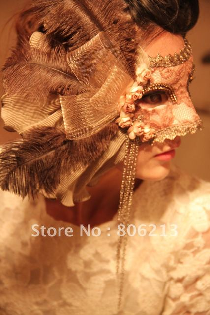 2012 New arrival Queen style party  mask  / Cocktail party fashion fascinator/Christmas party headwear