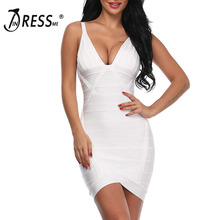 Women Bandage Party Dress  by INDRESSME