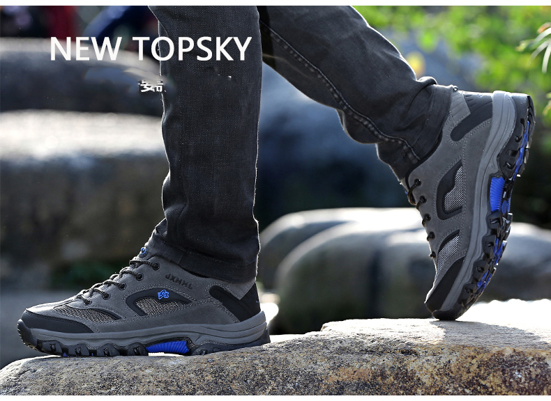 HTB1rHCEaR1D3KVjSZFyq6zuFpXaC VESONAL 2019 New Autumn Winter Sneakers Men Shoes Casual Outdoor Hiking Comfortable Mesh Breathable Male Footwear Non-slip
