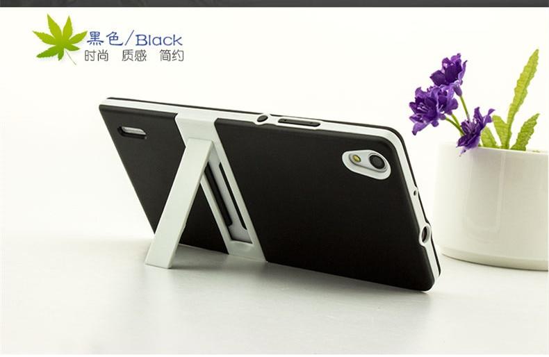 Marco de PC ultrafino Huawei P7 Funda blanda Funda de silicona TPU - Accesorios y repuestos para celulares - foto 3