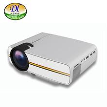 Todos Ganan 1200 Lúmenes LED LCD Mini Proyector Teléfono Móvil con Proyector de Mano YG400 Beamer Proyector USB LED de Proyección