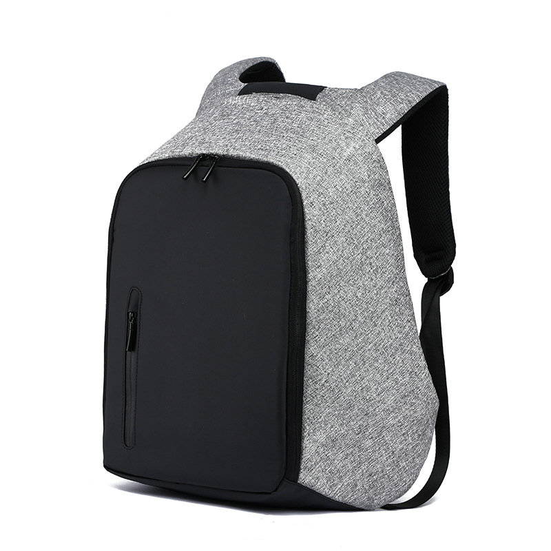 Multifunctional Anti-theft Backpack External USB Charge Men Business Laptop Backpack Waterproof Women 15.6 Inch Computer Bags