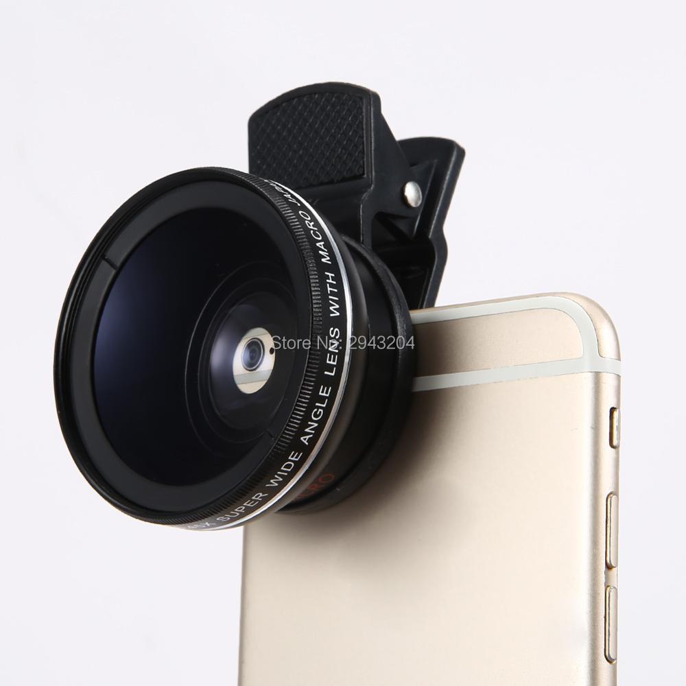 Նոր HD 37MM 0.45x Սուպեր լայն անկյունային - Տեսախցիկ և լուսանկար