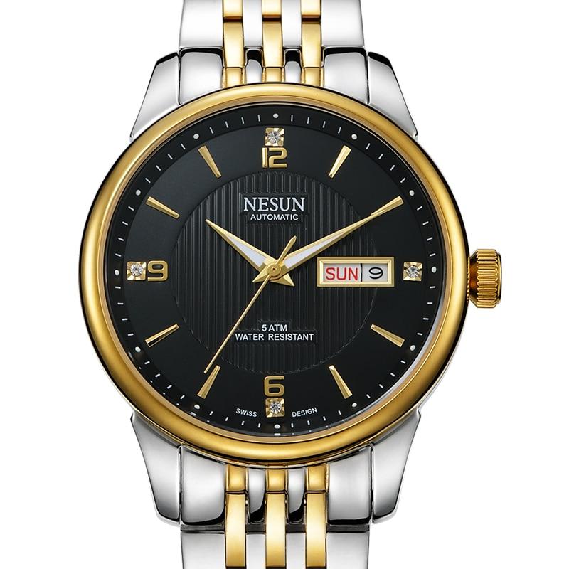 Swiss Nesun Men's Watch Auto Self-winding movement 1