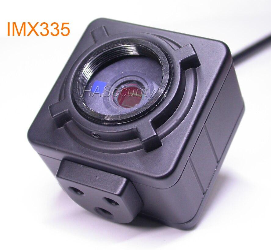 AHD 5MP 4MP Box Style cam 1 2 8 Sony STARVIS IMX335 CMOS image sensor NVP2477H