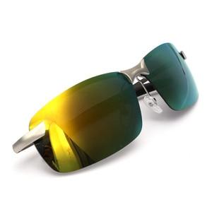 Bobing الساخن بيع الألومنيوم المغنيسيوم الاستقطاب النظارات الشمسية الرجال سائق مكافحة وهج الصيد الذكور الرجال النساء ييويرس