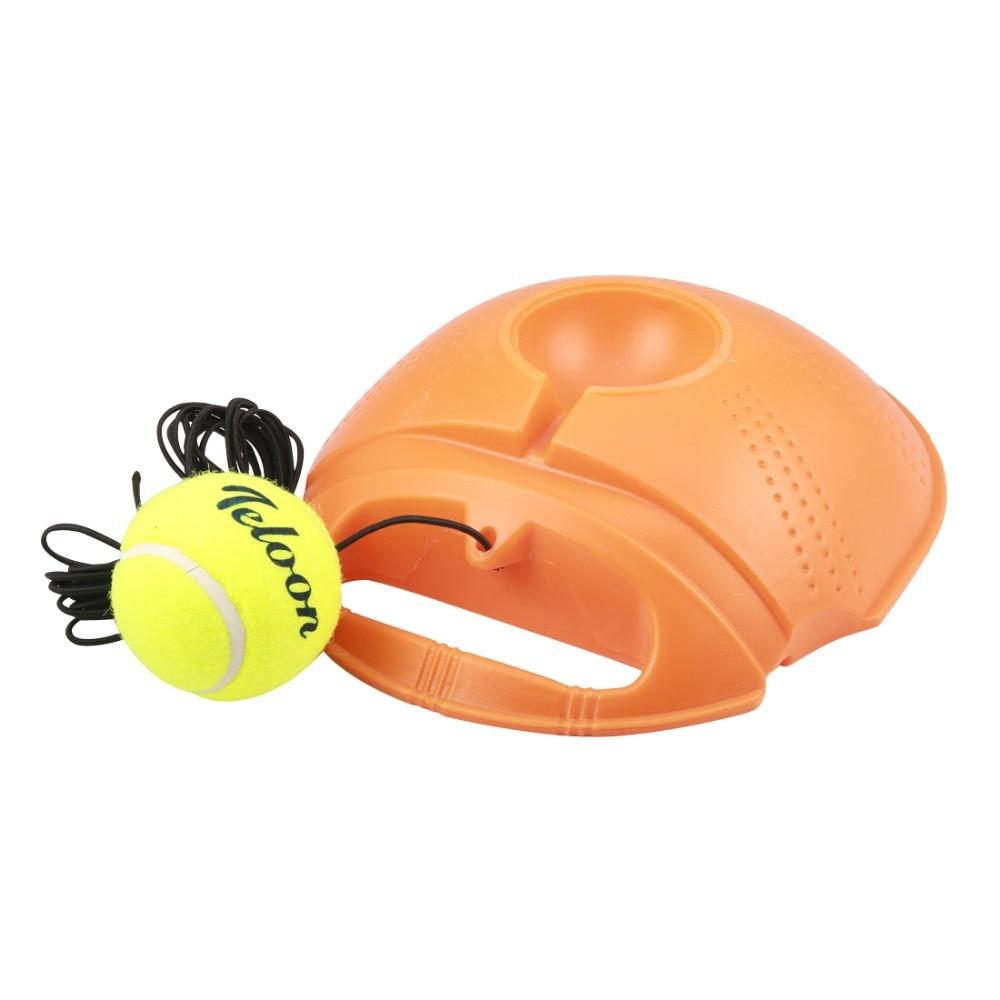 Portable Rebound Tennis Trainer Set,Practice Partner,Training Aids Equipment For Tennis Beginner With Ball