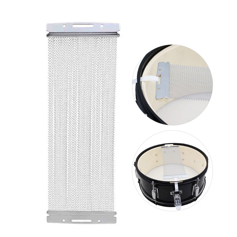 Steel Wire 20-42 Strands Drum Spring for 10-14 Inch Snare Drum Cajon Box Drum suerte 14 3 5 snare drum high quality stainless steel shell die cast hoop drum percussion instrumentos musicais profissionais