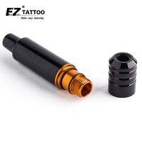 Цвет Edition EZ татуировки ручка картридж Мода 3D Системы татуировка машина ручка с DC 5,5 мм разъем 1 шт./лот