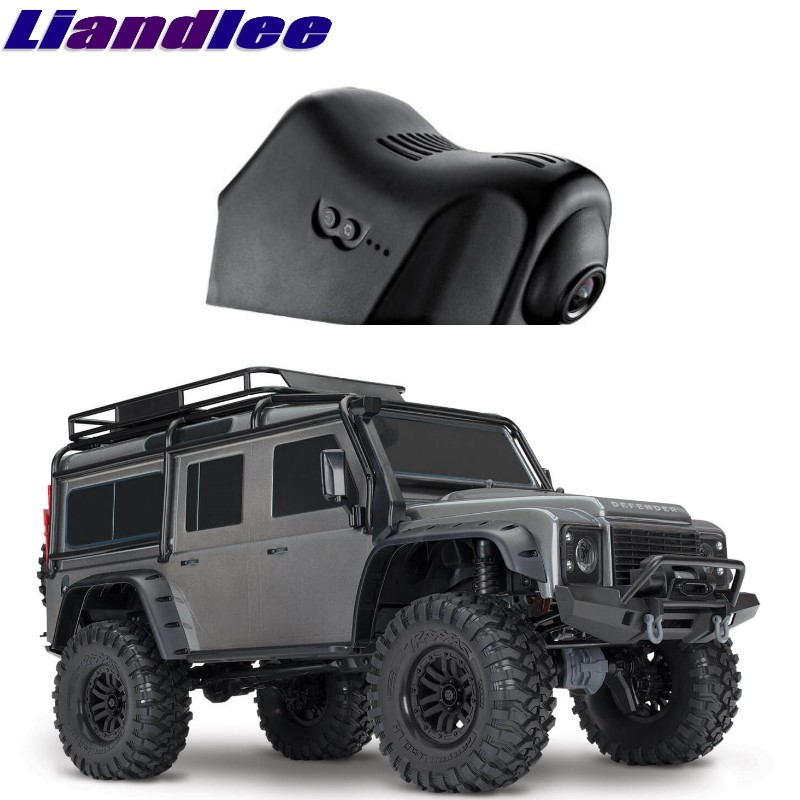 Liandlee For Land For Rover LR Defender 90 2013~2016 Car Black Box WiFi DVR Dash Camera Driving Video Recorder novovisu car black box wifi dvr dash camera driving video recorder for buick encore for opel for vauxhall mokka 2013 2017